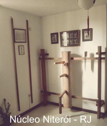 Academia de kung fu em Niteroi